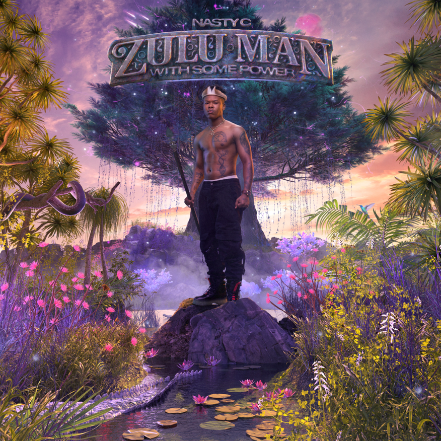 Zulu Man With Some Power album cover