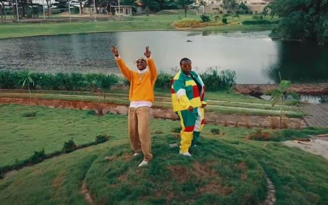 Ojayy Wright and Teni - Fuji Pop