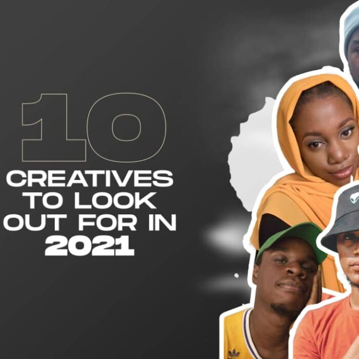 10 Visual Art Creatives To Look Out For in 2021