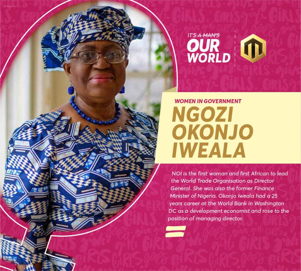 Mavin Ngozi Okonjo Iweala