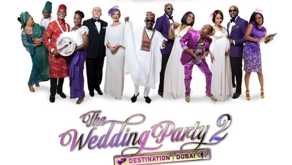 The Wedding Party promotional image